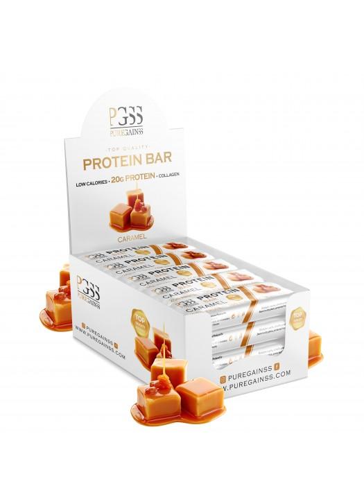 Proteínové PGSS tyčinky - Karamel (20 ks)