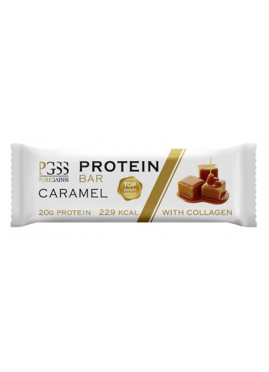 Proteínová tyčinka PGSS - Karamel
