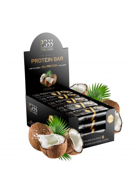 Proteínové PGSS tyčinky - Kokos (20ks)