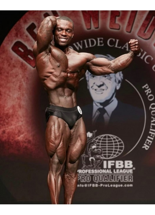 IFBB PRO, NPC-  Classic Physique Posing Trunks